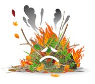 Infos pratiques Brûlage des végétaux